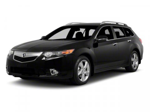 2011 Acura TSX Sport Wagon Tech Pkg Dark GrayGray V4 24L Automatic 47950 miles  Front Wheel D