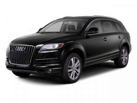 2011 Audi Q7 30T Premium Plus Ice Silver MetallicBlack V6 30L Automatic 27322 miles Recent A