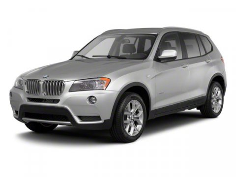 2011 BMW X3 28i WhiteBlack V6 30L Automatic 56395 miles 8-Speed Automatic Steptronic All Whe