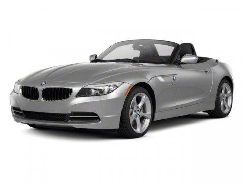 2011 BMW Z4 sDrive30i Convertible RWD Jet BlackBlack V6 30L Automatic 38420 miles CONVERTIBLE