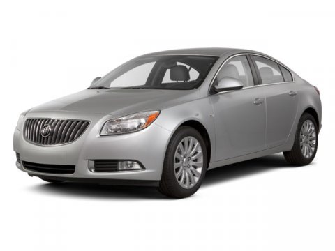 2011 Buick Regal CXL RL1 Silver V4 24L Automatic 60377 miles 6-Speed Automatic Electronic wit