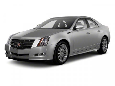 2011 Cadillac CTS Sedan White Diamond TricoatEbonyEbony V6 30L Automatic 33825 miles  All Whe