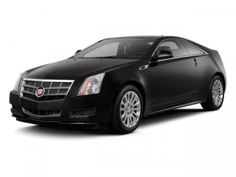 2011 Cadillac CTS Coupe Performance Black Raven V6 36L Automatic 13319 miles  Heated Front Sea