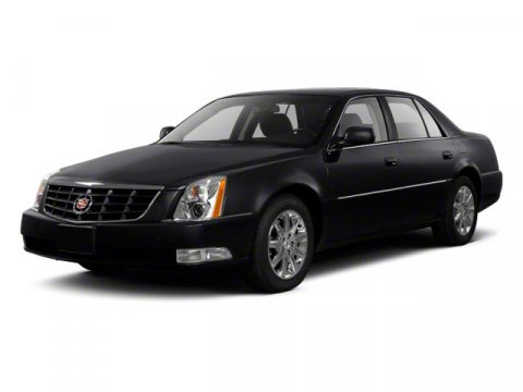 2011 Cadillac DTS Premium Collection Black Raven V8 46L Automatic 56842 miles Solid and statel