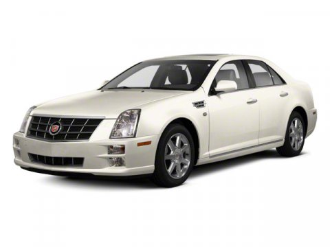 2011 Cadillac STS RWD with 1SB Radiant Silver Metallic V6 36L Automatic 79673 miles  Woodgrai