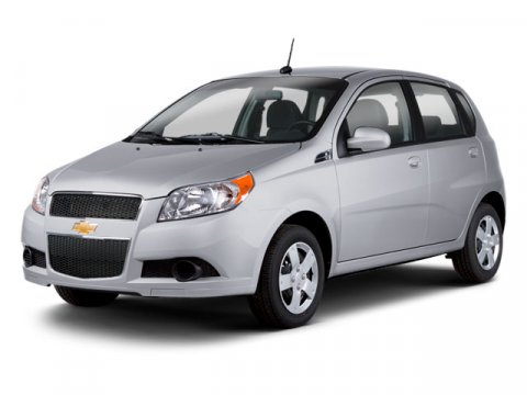 2011 CHEVROLET AVEO LT W/2LT