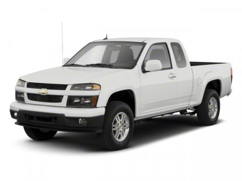 2011 Chevrolet Colorado Work Truck White V4 29L  145669 miles Come see this 2011 Chevrolet Co