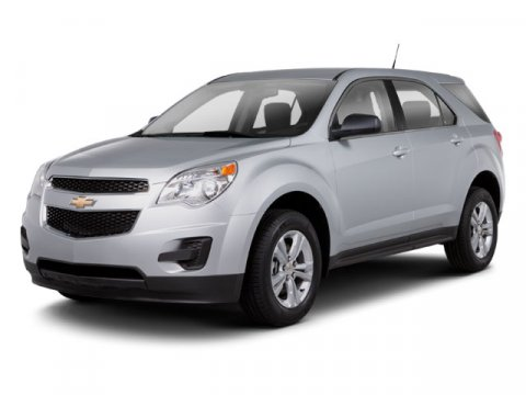 2011 Chevrolet Equinox LS Black V4 24 Automatic 82435 miles CARFAX 1-Owner LS trim FUEL EFFI