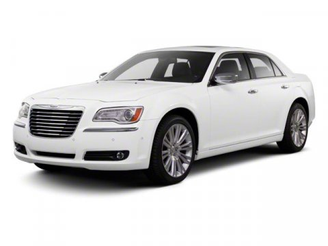 2011 Chrysler 300 Limited White V6 36L Automatic 43981 miles  Rear Wheel Drive  Power Steerin