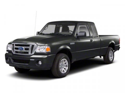2011 Ford Ranger Black V6 40L 5-Speed 15258 miles  Four Wheel Drive  Tow Hooks  Power Steeri