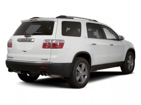 2011 GMC Acadia Denali Silver V6 36L Automatic 92346 miles IIHS Top Safety Pick built after
