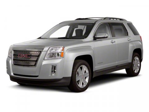 2011 GMC Terrain SLT-1 Quicksilver Metallic V4 24 Automatic 46041 miles  All Wheel Drive  Pow