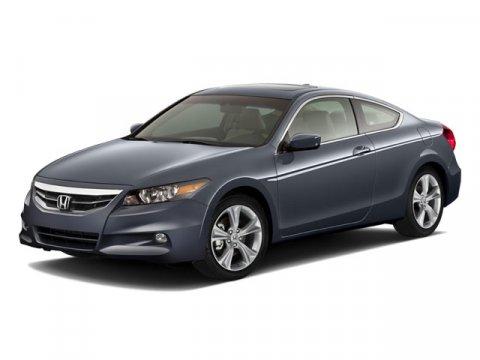 2011 Honda Accord Cpe EX-L Taffeta White V6 35L Manual 84949 miles  Front Wheel Drive  Power