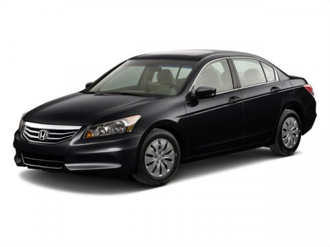 2011 Honda Accord Sdn LX BlackBlack V4 24L Automatic 57140 miles CARFAX One-Owner Clean CARF
