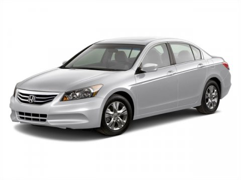 2011 Honda Accord Sdn LX-P Polished Metal Metallic V4 24L Automatic 52295 miles  Front Wheel D