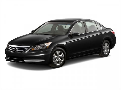 2011 Honda Accord SE Crystal Black Pearl V4 24L Automatic 38475 miles  Front Wheel Drive  Pow