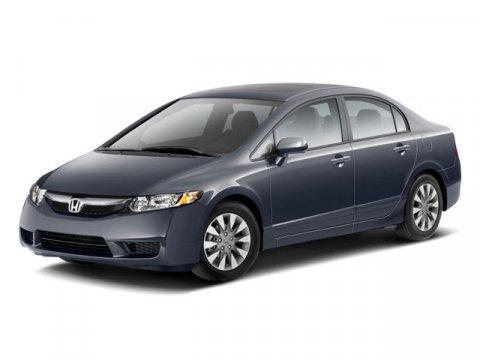 2011 Honda Civic Sdn EX-L Taffeta White V4 18L Automatic 61176 miles  Front Wheel Drive  Powe