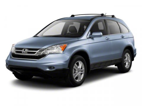 2011 Honda CR-V EX-L BlueGray V4 24L Automatic 43130 miles  Four Wheel Drive  Power Steering
