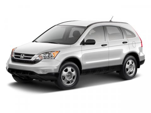 2011 Honda CR-V LX BLACKCLR614 V4 24L Automatic 41344 miles  Front Wheel Drive  Power Stee