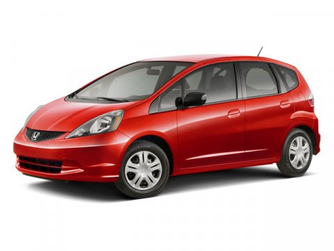 2011 Honda Fit Alabaster Silver Metallic V4 15L Automatic 43242 miles Priced Below the Market
