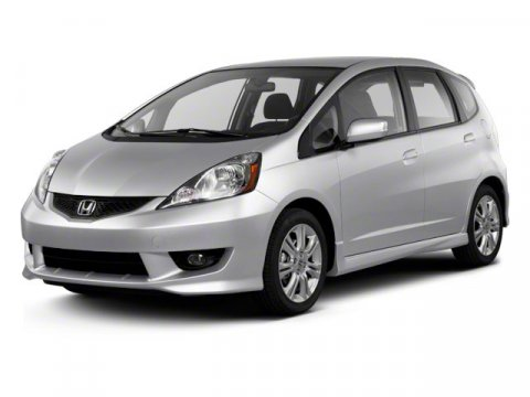 2011 Honda Fit Sport Alabaster Silver Metallic V4 15L Automatic 26024 miles ONE OWNER  CLEAN