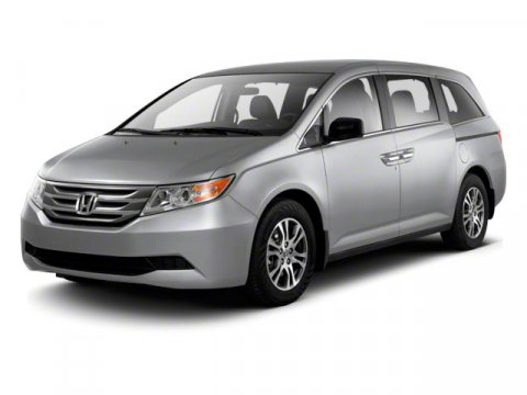 2011 Honda Odyssey EX Alabaster Silver MetallicGray V6 35L Automatic 35672 miles OVER 2000 CAR