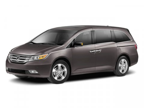 2011 Honda Odyssey Touring Taffeta WhiteGray V6 35L Automatic 50044 miles Five Star Ford Carro