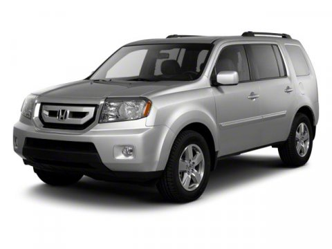 2011 Honda Pilot EX-L Dark Cherry PearlBeige V6 35L Automatic 36861 miles Luxury vehicle with