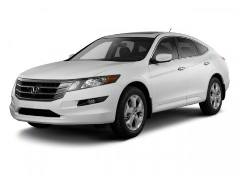2011 Honda Accord Crosstour EX-L White Diamond Pearl V6 35L Automatic 35094 miles  35L V6 S