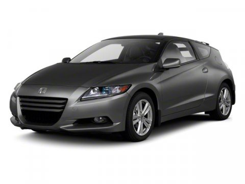 2011 Honda CR-Z EX Coupe Crystal Black PearlGray V4 15L Manual 26791 miles OVER 2000 CARS IN S