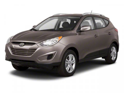 2011 Hyundai Tucson Limited Graphite Gray V4 24L Automatic 8302 miles  All Wheel Drive  Power