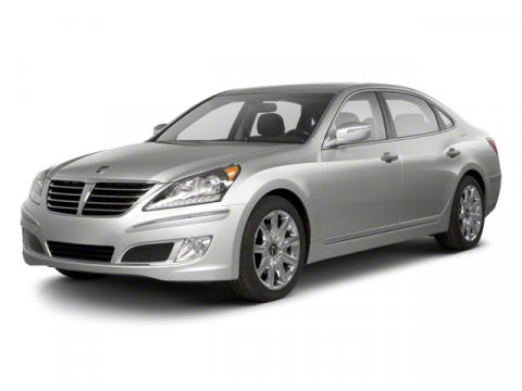 2011 Hyundai Equus Ultimate Black V8 46L Automatic 133147 miles Navigation Back-up Camera B