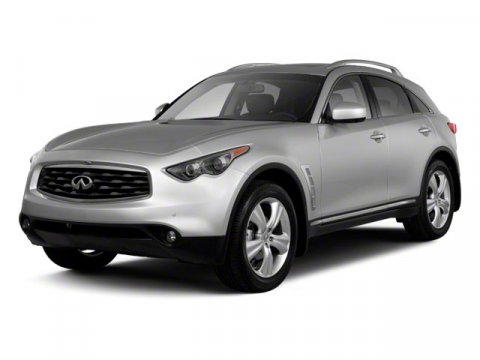 2011 Infiniti FX35 4DR 4WD 7-PASS BLACK V6 35L Automatic 56867 miles  All Wheel Drive  Tow H