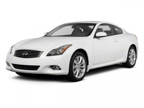 2011 Infiniti G37 Coupe White V6 37L Automatic 50005 miles  Rear Wheel Drive  Power Steering