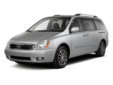 2011 Kia Sedona LX Glacier BlueGray V6 35L Automatic 44779 miles  Front Wheel Drive  Power St