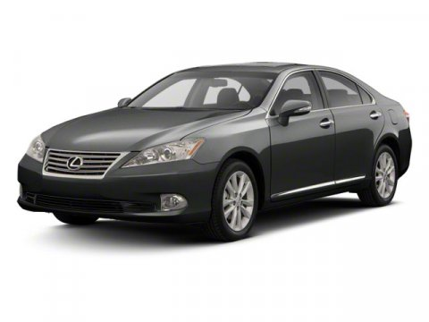 2011 Lexus ES 350 Smoky Granite Mica V6 35L Automatic 43346 miles Designated by Consumer Guide