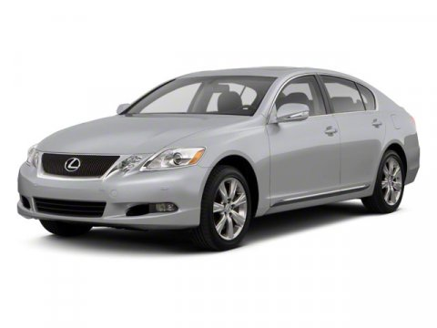 2011 Lexus GS 450h Hybrid RWD Mercury MetallicLight Gray V6 35L Variable 49420 miles HYBRID