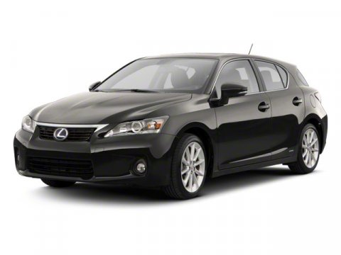 2011 Lexus CT 200h Premium NAVIGATION PKG Smoky Granite MicaBlack V4 18L Variable 40923 miles