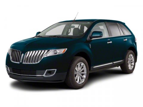 2011 Lincoln MKX AWD 4DR SUV Black V6 37L Automatic 41468 miles  All Wheel Drive  Power Stee