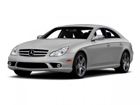 2011 Mercedes CLS-Class CLS550 Diamond White Metallic V8 55L Automatic 50703 miles CERTIFIED