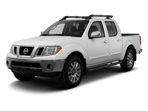 2011 Nissan Frontier CREWCAB LEATHER 4X4 Radiant Silver V6 40L Automatic 61217 miles  Four Wh