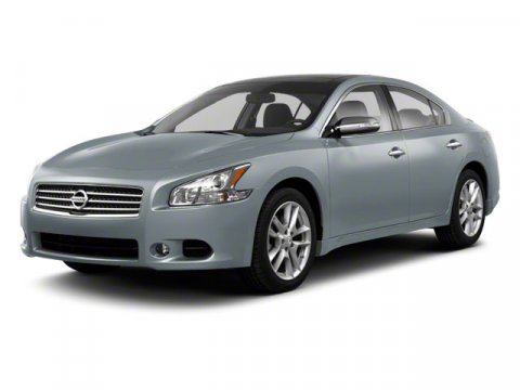 2011 Nissan Maxima 35 SV Navy Blue MetallicCafe Latte V6 35L Variable 40531 miles OVER 3000 C