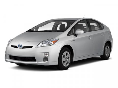 2011 Toyota Prius One Barcelona Red MetallicMisty Gray V4 18L Variable 72316 miles CARFAX One