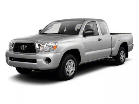 2011 Toyota Tacoma ACCESS CAB V6 Super White V6 40L Automatic 42082 miles Certified Low m