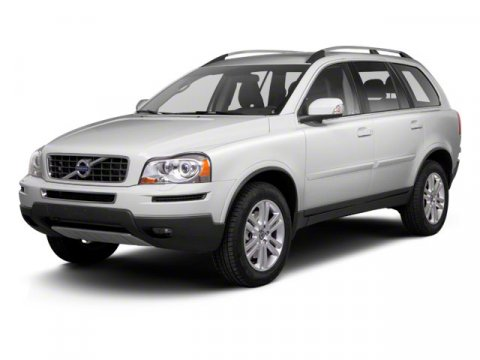 2011 Volvo XC90 I6 Ice WhiteOff Black V6 32L Automatic 43860 miles  Front Wheel Drive  Power