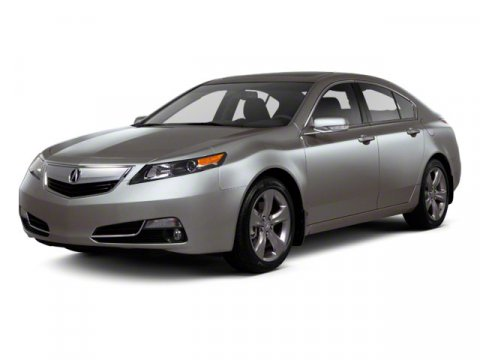 2012 Acura TL Tech Auto Graphite Luster Metallic V6 37L Automatic 64204 miles  All Wheel Drive