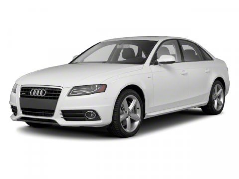 2012 Audi A4 20T Premium Monsoon Gray MetallicBlack V4 20L Manual 17175 miles Audi Certified