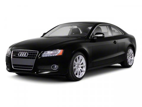 2012 Audi A5 20T Premium Coupe Quattro Brilliant BlackBlack V4 20L Automatic 45358 miles ALL