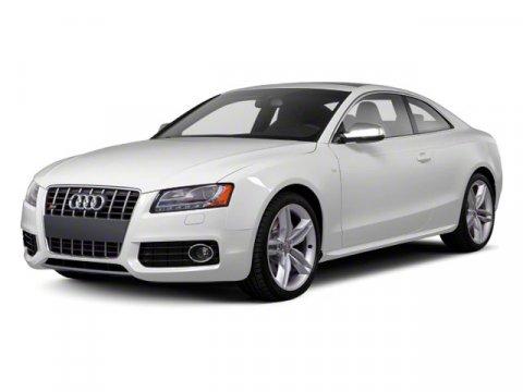2012 Audi S5 42L Premium Plus Coupe Quattro Monsoon Gray MetallicTuscan Brown V8 42L Automatic