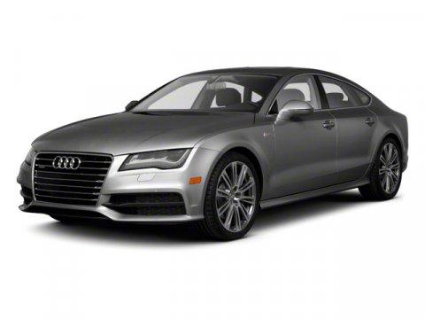 2012 Audi A7 30 Premium Plus  V6 30L Automatic 36704 miles  Supercharged  All Wheel Drive
